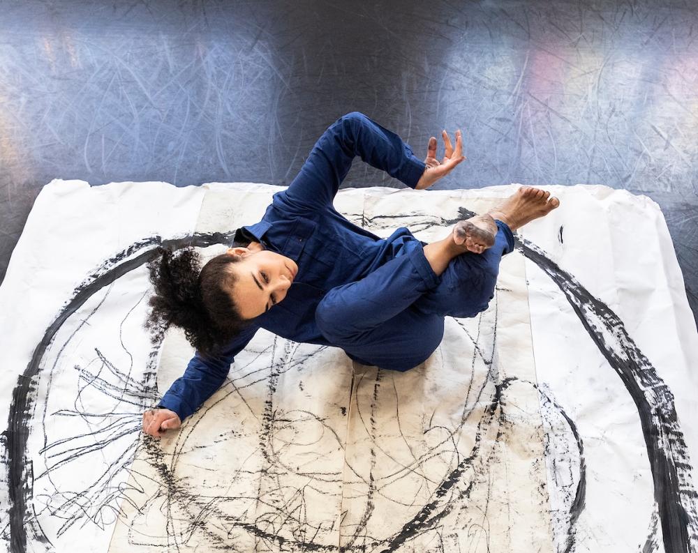 Maria da Luz Ghoumrassi, Studio Dance Session, Chisenhale Dance Space